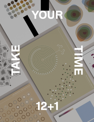 Take your time 12+1 cover